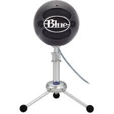 Blue Snowball Bundle-Gloss Black